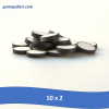 10 x 2.. 100x100 - Gốm áp điện siêu âm dụng cụ y tế kích thước 28 x 2mm