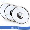 30 x 15 x 5 100x100 - Đầu dò áp điện, đá siêu âm Piezoceramic, Piezo Tùy chỉnh