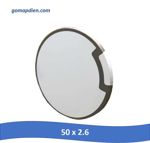 50 x 2.6 .. 600x571 - Gốm áp điện siêu âm máy làm sạch đầu dò kích thước 50 x 2.6mm