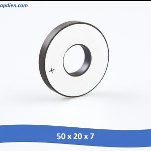 Gốm áp điện kích thước 50 x 20 x 7mm