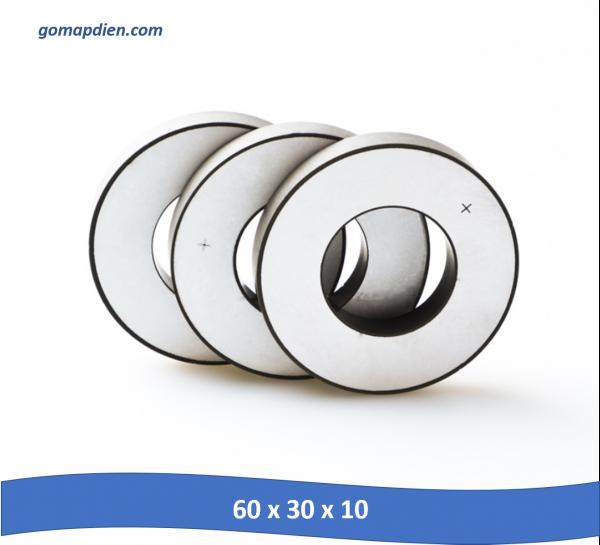 60 x 30 x 10 1 600x545 - Tấm gốm áp điện lớn 60 x 30 x 10 mm