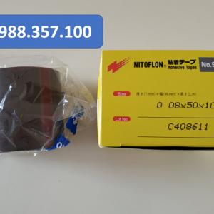 Băng dính nhiệt Nitto 903 UL 0.08mm x 50mm x 10m