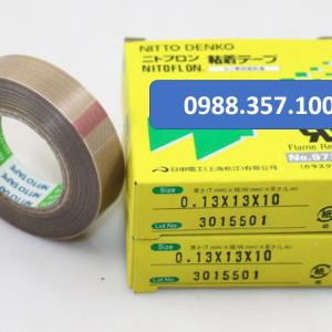 Băng dính nhiệt Nitto 973 UL kích thước  0,13mm x 13mm x 10m