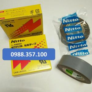 Băng dính nhiệt Nitto 903 UL kích thước  0,18mm x 19mm x 10m
