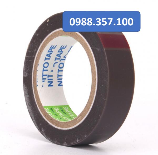 11 1 600x587 - Băng dính nhiệt Nitto 903 UL 0.08mm x 38mm x 10m