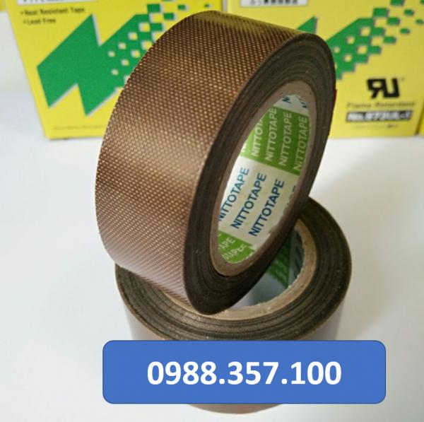 4 2 600x597 - Băng dính nhiệt Nitto 973 UL kích thước  0,13mm x 19mm x 10m