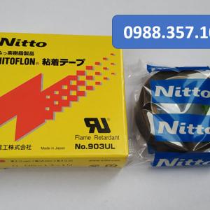 Băng dính nhiệt Nitto 903 UL 0.08mm x 38mm x 10m