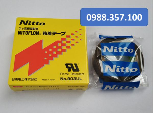 5 1 600x442 - Băng dính nhiệt Nitto 903 UL 0.08mm x 38mm x 10m
