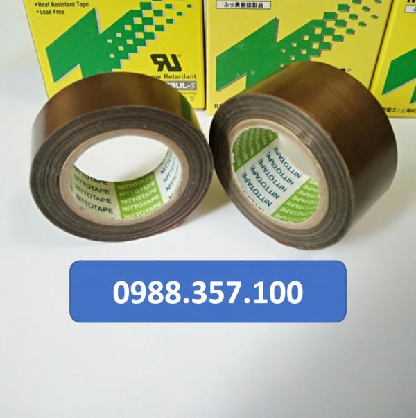 5 Copy 1 600x603 - Băng dính nhiệt Nitto 973 UL kích thước  0,13mm x 19mm x 10m