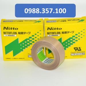 Băng dính nhiệt Nitto 973 UL kích thước  0,13mm x 25mm x 10m